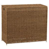 Seagrass 3 Bag Sorter Laundry Hamper with Liner