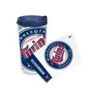 Tervis® Minnesota Twins 16-Ounce Wrap Tumbler with Blue Lid