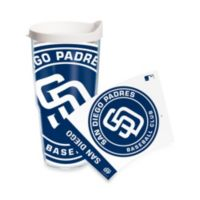 Tervis® San Diego Padres 24-Ounce Colossal Wrap Tumbler with White Lid