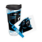 Tervis® Carolina Panthers 24-Ounce Wrap Tumbler with Black Lid