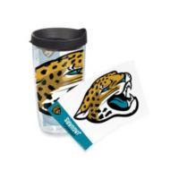 Tervis® Jacksonville Jaguars 16-Ounce Wrap Tumbler with Black Lid
