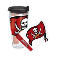 Tervis® Tampa Bay Buccaneers 24-Ounce Wrap Tumbler with Black Lid