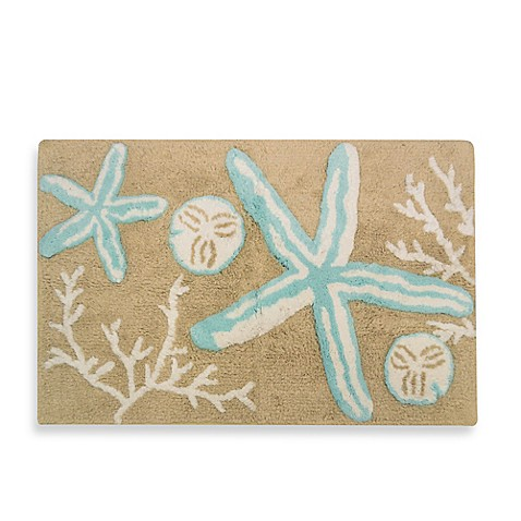 Tremiti Starfish Bath Rug Bed Bath Amp Beyond