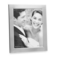 Reed & Barton® Classic Channel 8-Inch x 10-Inch Silver-Plated Frame