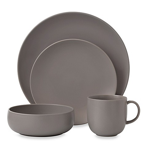 Royal Doulton® Mode Dinnerware Collection in Stone  sc 1 st  Bed Bath u0026 Beyond & Royal Doulton® Mode Dinnerware Collection in Stone - Bed Bath u0026 Beyond