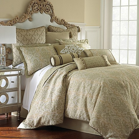 Waterford 174 Wexford Duvet Cover Bed Bath Amp Beyond