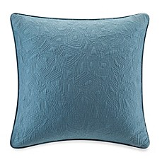 Harbor House Belcourt 18 Inch Square Throw Pillow In Blue
