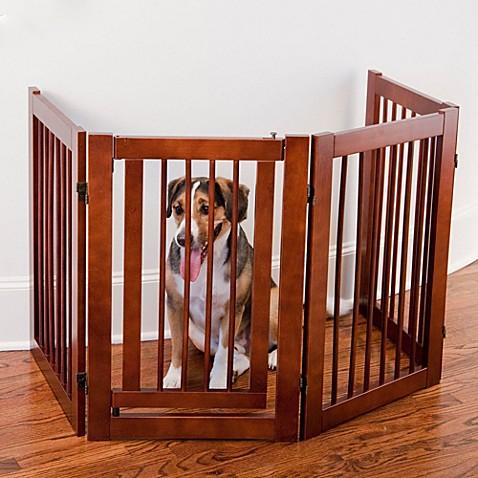 Primetime Petz 360 Configurable Gate With Door Bed Bath