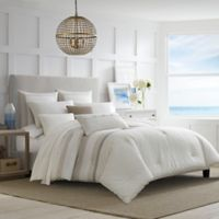 Nautica® Saybrook Twin Duvet Cover Set in Beige
