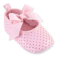 Luvable Friends® Size 12-18M Mary Jane Sandal in Light Pink