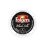 Keurig® K-Cup® Pack 18-Count Folgers Gourmet Selections® Black Silk Coffee