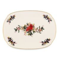 Lenox® Winter Greetings® Oblong Platter