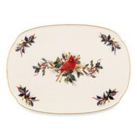 Lenox® Winter Greetings® Oblong Platter