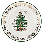 Spode® Christmas Tree Gold 12-Inch Round Platter