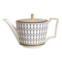 Wedgwood® Renaissance Gold Teapot