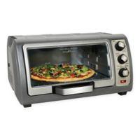 Hamilton Beach® 6-Slice Easy Reach Convection Oven