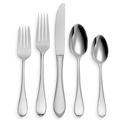 Gorham® Studio™ 45-Piece Flatware Set  sc 1 st  Bed Bath \u0026 Beyond & Buy Gorham Flatware Sets from Bed Bath \u0026 Beyond