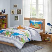 Mizone Kids Dinosaur Dreams 4-Piece Full/Queen Comforter Set