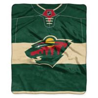 The Northwest Company Minnesota Wild Sherpa Throw