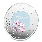 Swing Design™ Round Sparkle 4-Inch x 4-Inch Picture Frame