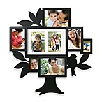 8-Picture Family Tree Collage Frame