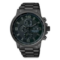 Citizen Men's Eco-Drive Nighthawk Chronograph Watch