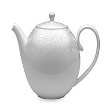 Denby Monsoon Lucille Silver Dinnerware Collection - Bed Bath & Beyond