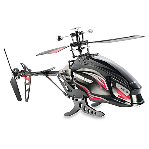 Propel Cloud Quest Remote Controlled Outdoor Helicopter in Black