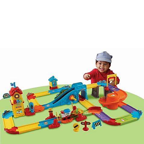 Vtech Go Go Smart Wheels Train Station Playset Bed Bath Beyond