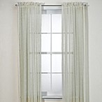 Diamante 84-Inch Window Curtain Panel in Ivory
