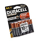 Duracell® Coppertop 10-Pack AA Batteries