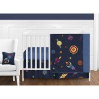 Sweet Jojo Designs Space Galaxy 11-Piece Crib Bedding Set