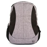 ful® Westly Laptop Backpack in Heather Grey
