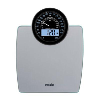 Homedics 900 Dual Display Digital Bathroom Scale