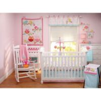 NoJo® Love Birds 4-Piece Crib Bedding Set