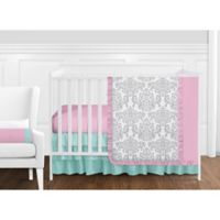 Sweet Jojo Designs Skylar 11-Piece Crib Bedding Set