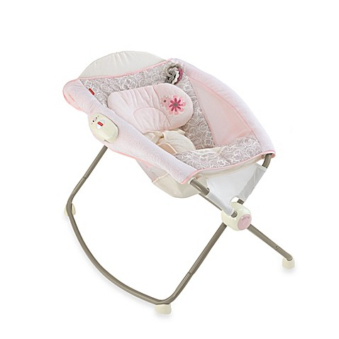 Fisher Price 174 My Little Sweetie Deluxe Rock N Play