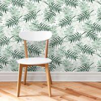 Marmalade™ Palm Peel & Stick Vinyl Wallpaper in Green