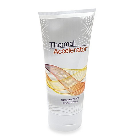 thermal accelerator tummy tuck cream - bed bath & beyond