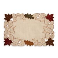Sam Hedaya Fall Foliage Placemat