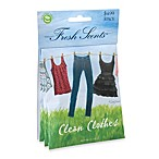 Fresh Scents™ Scent Packets in Clean Clothes (Set of 3)