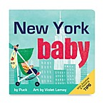 New York Baby Board Book