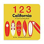123 California: A Cool Counting Book™