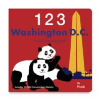123 Washington, DC: A Cool Counting Book™