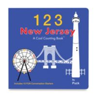 123 New Jersey: A Cool Counting Book™