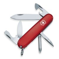 Victorinox Swiss Army Tinker Pocket Knife in Red