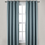 Ashton 84-Inch Grommet Top Room Darkening Window Curtain Panel in Blue