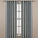 Cambria® Malta 84-Inch Rod Pocket/Back Tab Window Curtain Panel in Seaside
