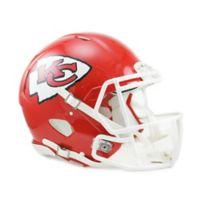 Riddell® Kansas City Chiefs Speed Authentic Full Size Helmet