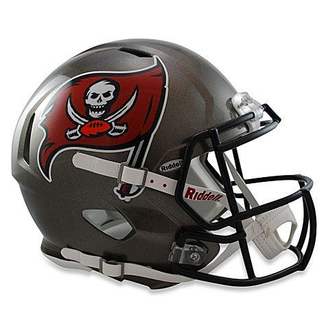Riddell® Tampa Bay Buccaneers Speed Authentic Full Size ...